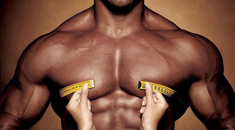 Как накачать нижнюю часть грудных мышц.
