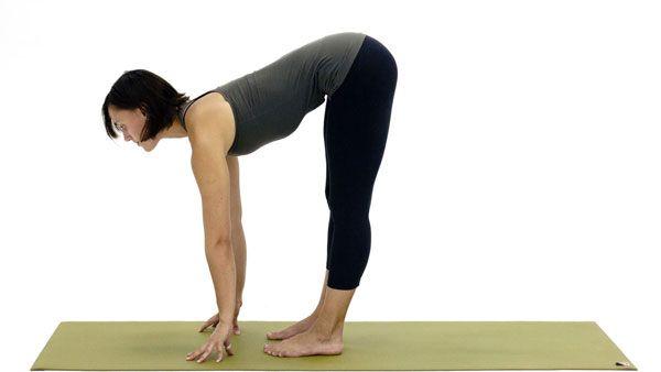 Растяжка задней поверхности тела