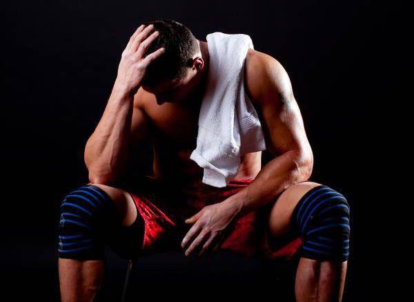 Перетренированность мышц может вызвать неприятную боль.
