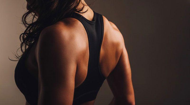 Разминка для спины