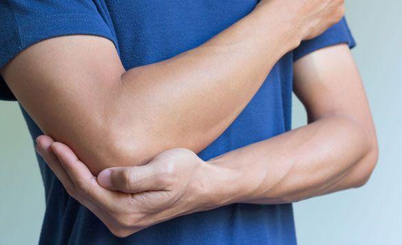 Реабилитация локтевого сустава