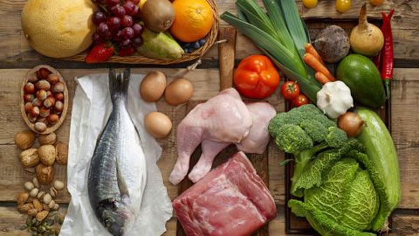 Полезные натуральные продукты