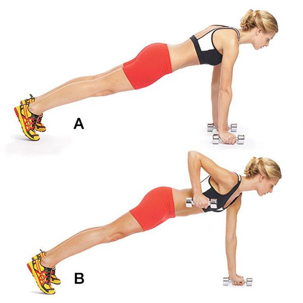 Спортивные упражнения для девушек