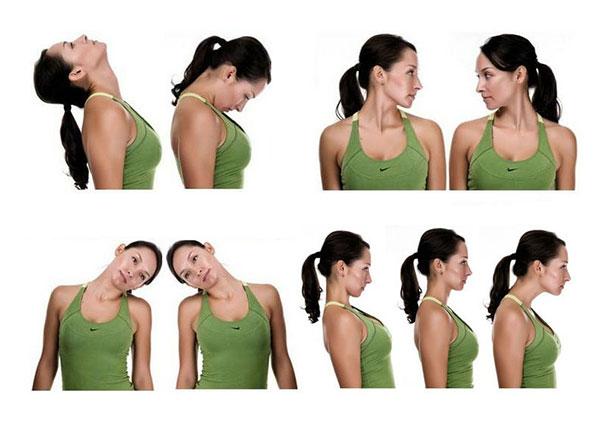 Гімнастика для спини при остеохондрозі