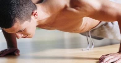 Подборка упражнений с собственным весом – тренируемся без железа
