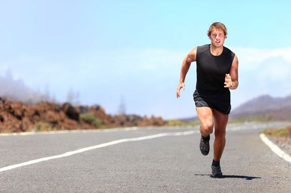 Тренировка бегуна
