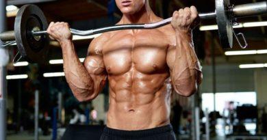Как накачать огромные бицепсы: упражнения и правила набора массы