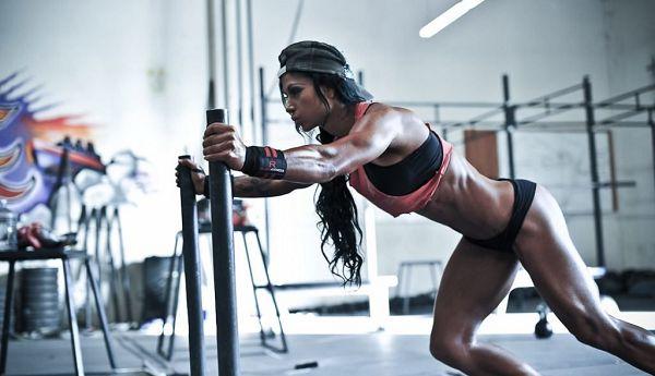 Упражнения для похудения живота вакуум