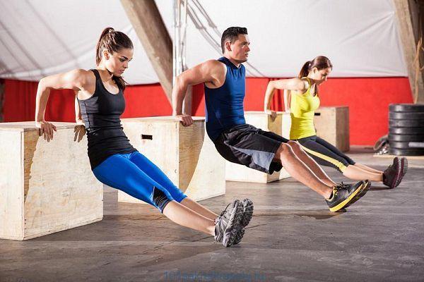 Тренировки по кроссфиту