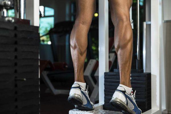 Накачанные ноги