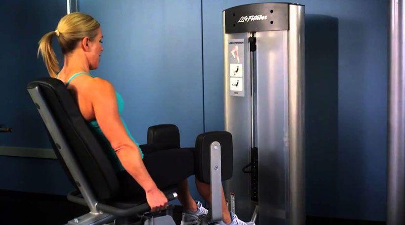 Разведение ног сидя в тренажере – особенности упражнения