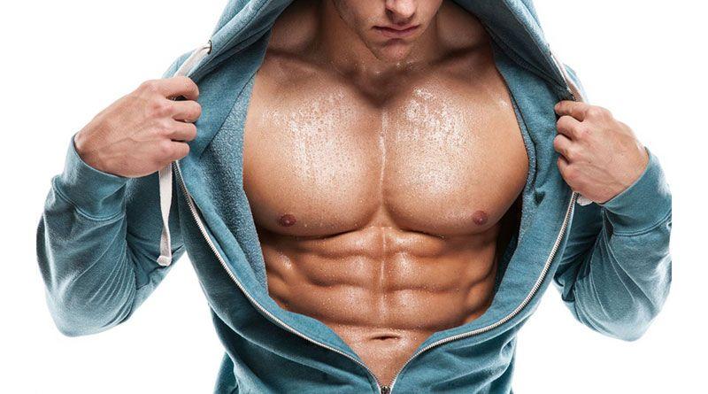 Как накачать грудные мышцы в домашних условиях.