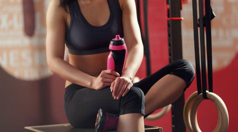 Можно ли пить воду во время, а также до и после тренировки