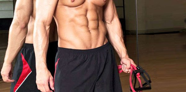 Развитие мускулатуры