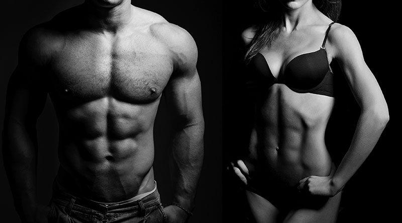 Упражнения для тренажерного зала на грудь для мужчин и девушек