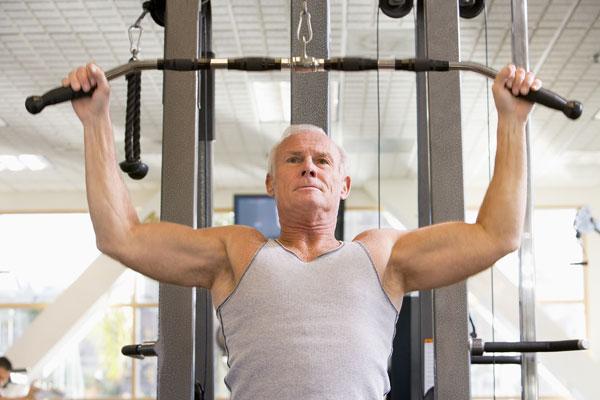 Фитнес для всех возрастов