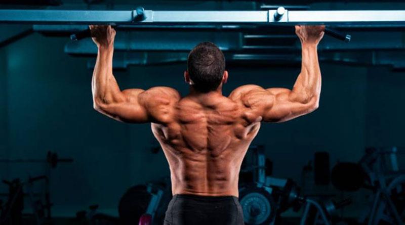Программа подтягиваний для набора массы на турнике — все для роста мышц