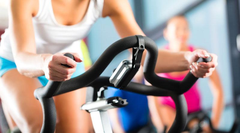 Езда на велосипеде и сайкл в клубе – похудение, здоровье и укрепление мышц