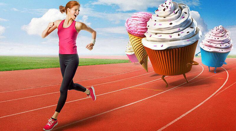 Сколько калорий сжигается во время бега — считаем расход по таблицам