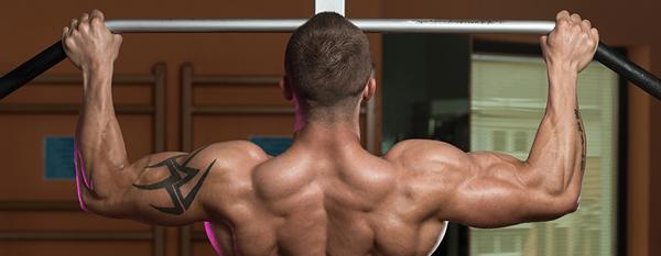 Развитие мышц с помощью турника