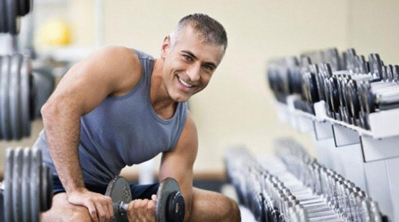 Возможно ли накачать мышцы после 40 летнего возраста