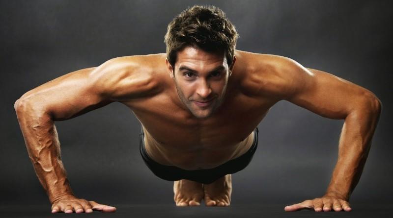 Можно ли накачать мышцы отжиманиями — тонкости набора массы