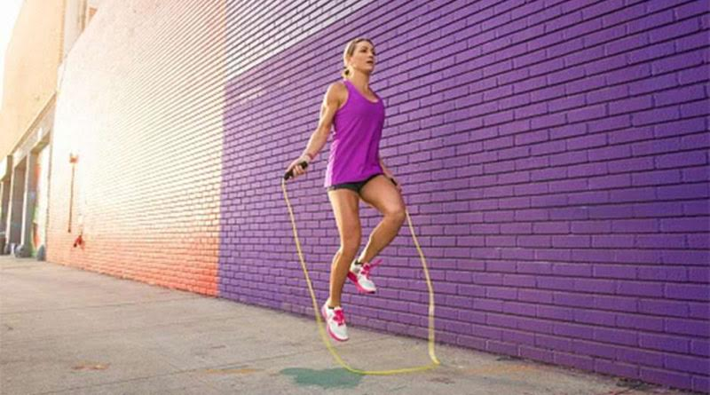 Эффект от прыжков на скакалке – похудение и тонус мышц