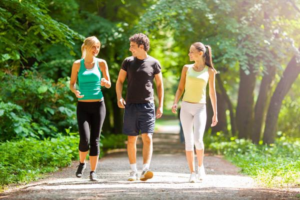 Энергозатраты при ходьбе