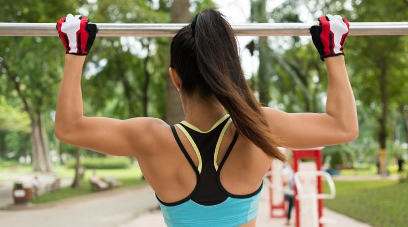 Подборка упражнений на турнике – развиваем мышцы по максимуму