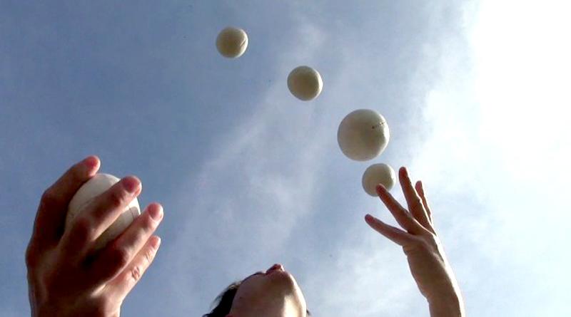 Упражнения для развития ловкости и координации движений