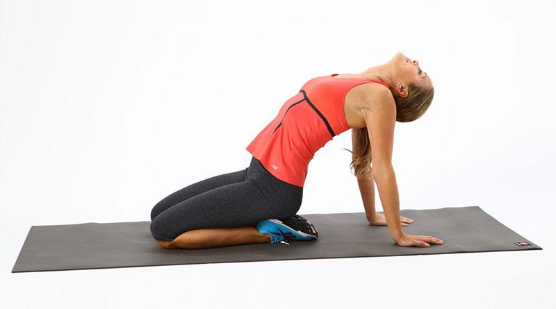 Комплекс упражнений на растяжку всего тела