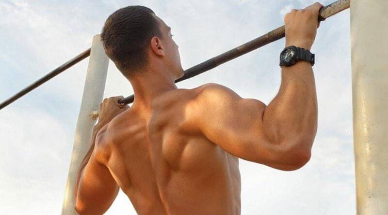Можно ли накачать грудные мышцы на турнике — упражнения для груди