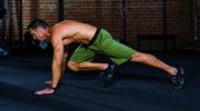 Упражнение скалолаз или альпинист: техника, работа мышц, рекомендации