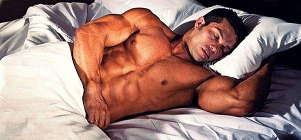 сон и восстановление мышц