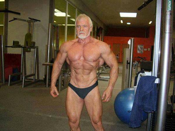 рост мышц и возраст