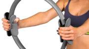 Изотоническое кольцо для пилатеса — выбор тренажера, комплекс упражнений