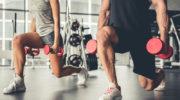 Всё о выпадах для ног и ягодиц —  правильная техника, 11 вариаций, примеры тренировок